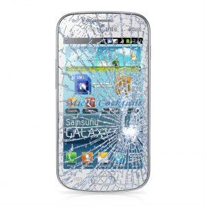 Voici un téléphone portable Samsung qui aurait besoin de réparation ! Oui mais Où faire réparer son téléphone portable Samsung à Tours ?