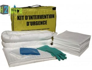 photo d'un kit anti pollution hydrocabure