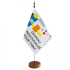 petit drapeau publicitaire personnalisé