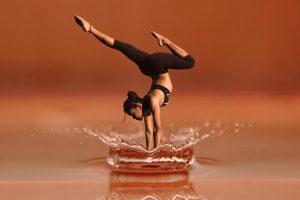danse-eau