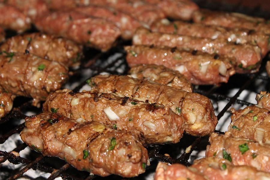 Photo voyage en Argentine : spécialité de viande