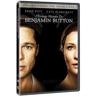 Photo du DVD : La vie extraordinaire de Benjamin Button