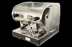 photo d'une machine à café professionnelle en location