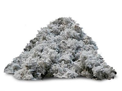 Photo de ouate de cellulose en vrac