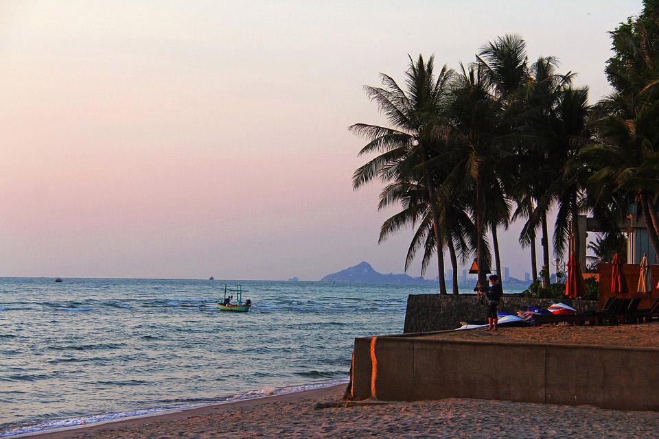 Photo de vacances en Thaillande